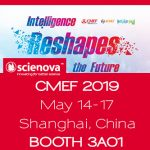 scienova at CMEf 2019 in Shanghai